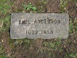 Emil Bror Anderson