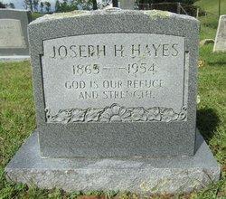 Joseph Harrison Hayes, Jr