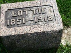 Charlotte E. Lottie <i>Gatchell</i> Darrow