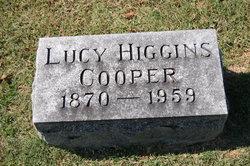 Lucy Higgins Cooper