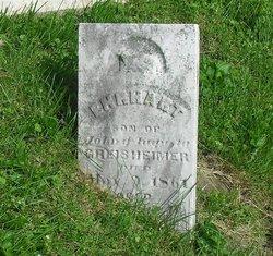 Ehrhart Greisheimer
