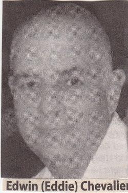 Edwin Eddie Chevalier