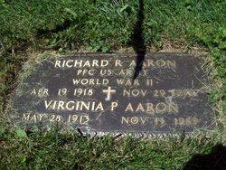 Richard R Aaron