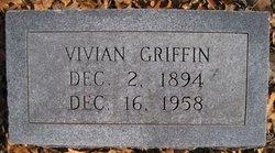 Vivian <i>Clinton</i> Griffin