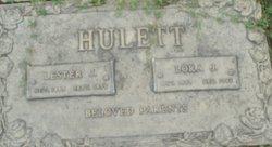 Lester John Hulett