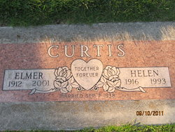 Helen Marie <i>Johnson</i> Curtis