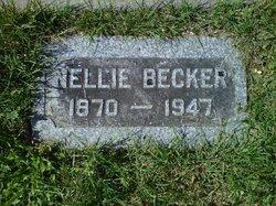 Ivanilla Nellie <i>Morse</i> Becker