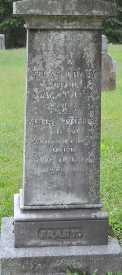 Kezia <i>Pomeroy</i> Frary