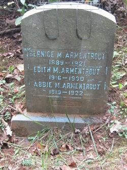 Abbie M. Armentrout