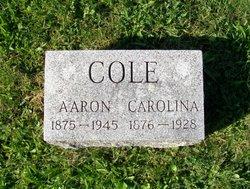 Carolina Cal <i>Fritz</i> Cole