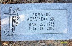 Armando Acevedo, Sr