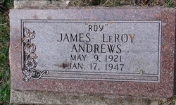 James LeRoy Roy Andrews