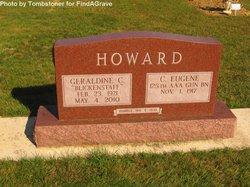 Geraldine C. <i>Blickenstaff</i> Howard