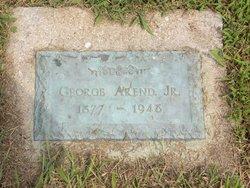 George Arend, Jr