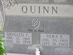 Vera E Quinn