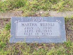 Martha Wernli