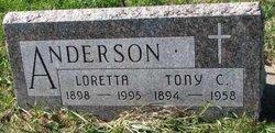 Tony C. Anderson