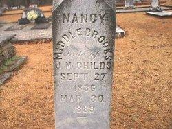 Nancy <i>Middlebrooks</i> Childs
