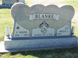 Virgil Wayne Blanke