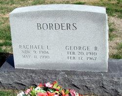 Rachael L <i>Birkes</i> Borders