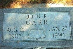 John R Carr