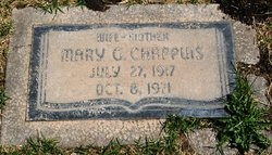 Mary G Chappuis