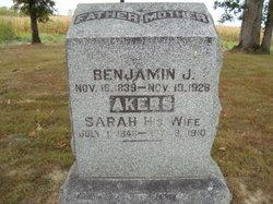 Sarah <i>Purcell</i> Akers