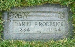Daniel Price (William) Roderick