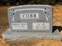 J A Cobb, Jr