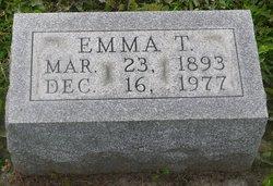 Emma T Friedmann