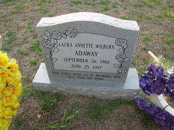 Laura Annette <i>Wilburn</i> Adaway