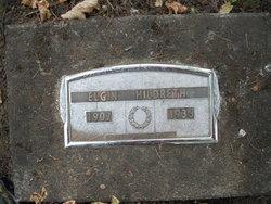 Elgin Hildreth