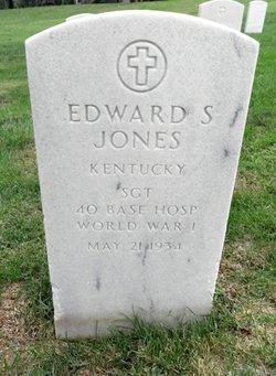 Edward Stuart Jones, Sr