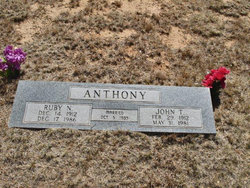 John T Anthony