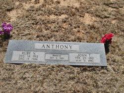 Ruby Naoma Anthony
