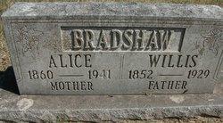 Sarah Alice <i>Gwinn</i> Bradshaw