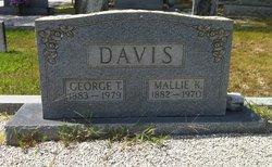 Mallie K. Davis