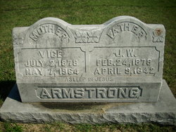 J. W. Armstrong
