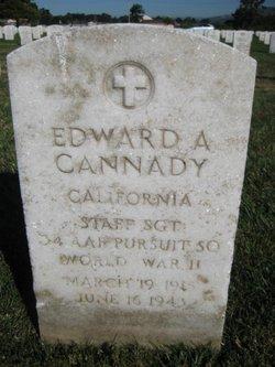 Edward Arthur Cannady