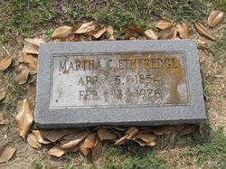Martha <i>Hill</i> Etheredge