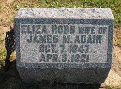 Elizabeth Eliza <i>Robb</i> Adair