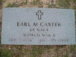Earl McBride Carter