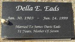 Della Evelyn <i>Carrell</i> Eads
