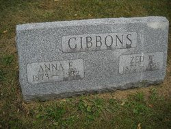 Anna E. <i>Hobson</i> Gibbons