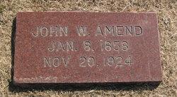 John W. Amend