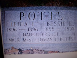 Letha L. Potts