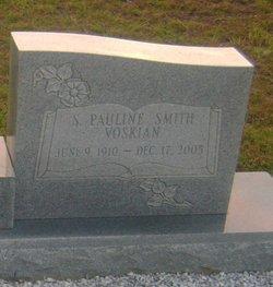 Mrs Susie Pauline Peggy <i>Smith</i> Voskian