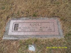 Alvin John Adolf