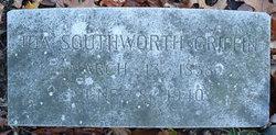Ida <i>Southworth</i> Griffin