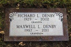 Maxwell Lee Max Denby